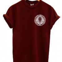 Lion Logo T Shirt