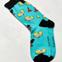 Hey Arnold Sock - Urban Outfitters