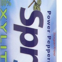Xlear Spry Mints Peppermint - 45 Mints