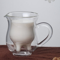 cute breakfast mug milk glass cup