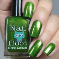 August Peridot Birthstone Indie Nail Polish