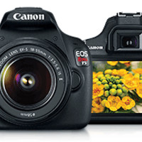 Canon U.S.A. : Support & Drivers : EOS Rebel T5 18-55 IS II Kit