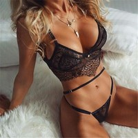 Magnetic Lingerie Set