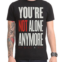 Of Mice & Men You're Not Alone T-Shirt