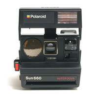 Impossible Project: Polaroid Sun 660 Camera, at 8% off!