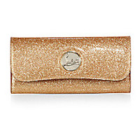 Christian Louboutin - Riviera Glitter Patent Leather Wallet - Saks Fifth Avenue Mobile
