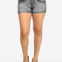 Cheap Trendy Gray Shorts in ImportedProducts
