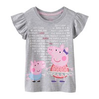 Peppa Pig ''Pigs Are Pink And Perfect'' Tee - Toddler