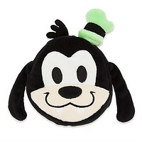 Disney Store Goofy Emoji Plush 4'' Cuteness Expressions New With Tags