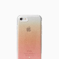 glitter ombre iphone 7 case