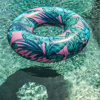 FUNBOY For UO Electric Palm Oversized Pool Float | Urban Outfitters