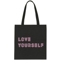 """BTS """"Love Yourself"""" Tote Bag"""