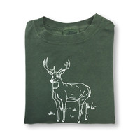 Buck Long Sleeve Tee