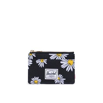 Herschel Supply Co. - Oscar Daisy Black Wallet