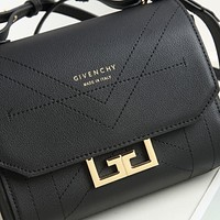 Givenchy  Women Leather Shoulder Bags Satchel Tote Bag Handbag Shopping Leather Crossbody Satchel0401