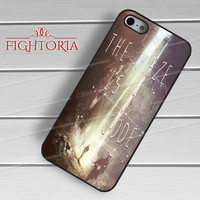 The Maze Runner Quote - zZzA for  iPhone 6S case, iPhone 5s case, iPhone 6 case, iPhone 4S, Samsung S6 Edge