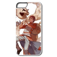 Make Naruto Gaara Plastic Case For Iphone5 5s Top Rated-Case & Cover Cases |HICustom