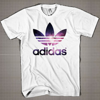 ADIDAS GALAXY  Mens and Women T-Shirt Available Color Black And White
