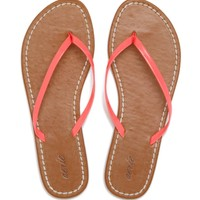 Aerie Neon Flip-Flop   Aerie for American Eagle