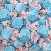 Blue Raspberry Salt Water Taffy 1/2 lb