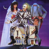 Beetlejuice 27x40 Movie Poster (1988)