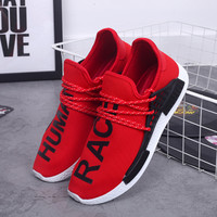 NMD Human Race Stylish Hot Sale Comfort Permeable Casual Winter Shoes Men's Shoes Sneakers [9263711943]