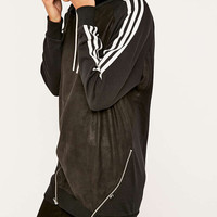 adidas St. Moritz Logo Hoodie - Urban Outfitters