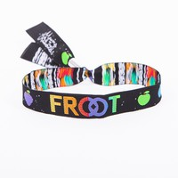 Marina and the Diamonds Official U.S. Store - FROOT Fabric Wristband