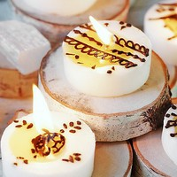 Free People Womens Henna Tealight 8-Pack