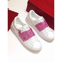 Valentino Woman's Men's 2020 New Fashion Casual Shoes Sneaker Sport   Running Shoes