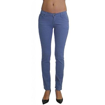 Jean Colored Denim Skinny Jeans