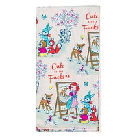 Fun Cheeky Dish Towels