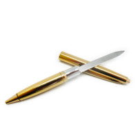 Golden Pen Knife