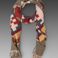Pendleton The Portland Collection Fringe Scarf in Multi from REVOLVEclothing.com