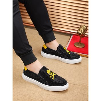 FENDI 2021 Men Fashion Boots fashionable Casual leather Breathable Sneakers Running Shoes0527cc