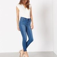 Kate High Rise Skinny Jeans In Forever