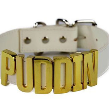 Harley Quinn Puddin Choker Replica From Suicide Squad