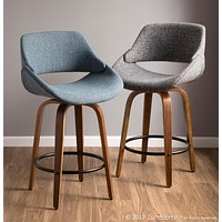 Fabrico Counter Stool - Set of 2