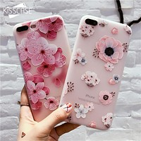 Flower Patterned Phone Case For iPhone From Erika's Dollars Store