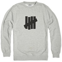 Undefeated 5 Strike Basic Pullover Crew