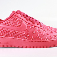Nike Men's Air Force 1 Low LV8 VT Independence Day Pack - Red