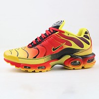 NIKE AIR MAX PLUS New fashion hook sports leisure running men shoes