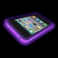 NEW iPhone 5 Glow in the Dark Silicone Protective Case