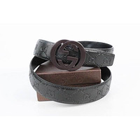 Gucci Belt New Girls Boys Classic Belt Woman Men Leather Belt209