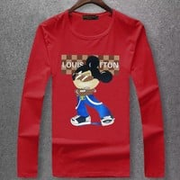 Louis Vuitton Fashion Casual Top Sweater Pullover-12