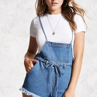 Contemporary Overall Shorts