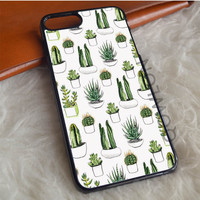 Cactus Cool Cute iPhone 7 Plus Case
