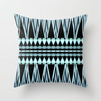 Mix #357 Throw Pillow by Ornaart