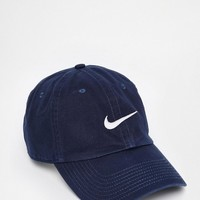Nike NSW Swoosh Cap 546126-454 at asos.com