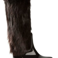 Moncler 'Virginie' boots
